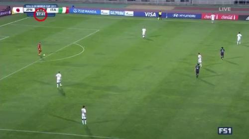 ¿Resultado arreglado? Sospechoso final de un partido en Mundial Sub-20