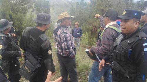 Autoridades arrestan 16 personas durante Estado de Sitio en San Marcos