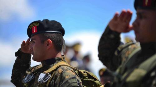Ejército confirma que hay mareros infiltrados en sus filas
