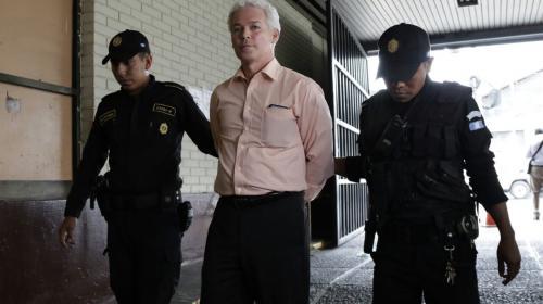 La orden de captura contra exviceministro Enrique Lacs era falsa