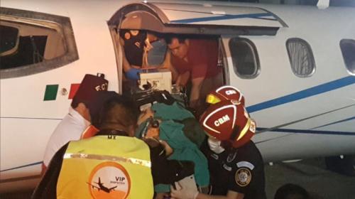 Regresa a Guatemala la quinta sobreviviente a tragedia en Hogar Seguro