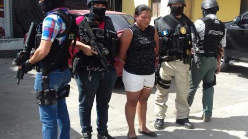 Capturan a mujer acusada de fingir su secuestro