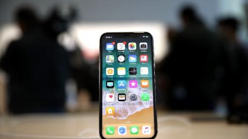 El novedoso iPhone X no tiene una, sino dos baterías
