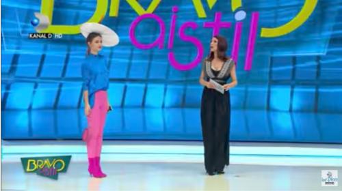 Presentadora se siente incómoda y sufre bochorno en programa de TV