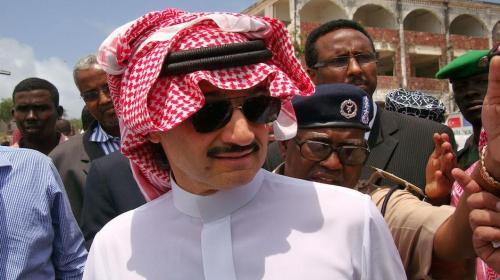 Capturan a 10 príncipes y a multimillonario sindicados de corrupción
