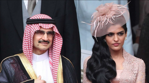 Al Waleed bin Talal, el acaudalado príncipe detenido por corrupción