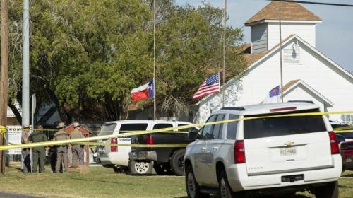 Jimmy Morales condena el ataque en una iglesia de Texas