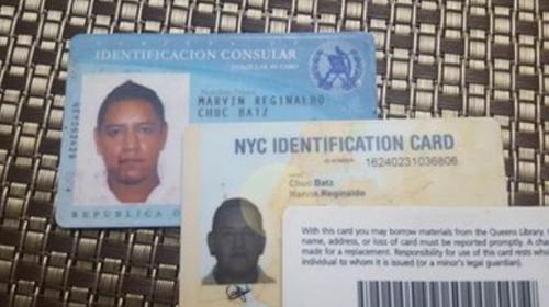Encuentran documentos perdidos de guatemalteco en Brooklyn
