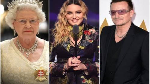 Paradise Papers: Isabel II, Madonna y Bono implicados en investigación
