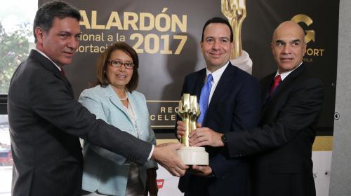 Las empresas que compiten por el premio a la exportación