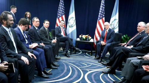 Audición selectiva frente a los mensajes de Washington