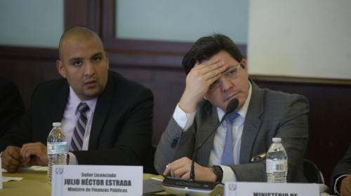 Congreso recortará presupuesto en 3 mil millones de quetzales