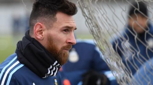 Messi confiesa en qué club de fútbol le gustaría terminar su carrera