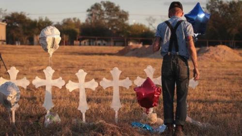 Video captó matanza de Texas: siete minutos de terror y muerte