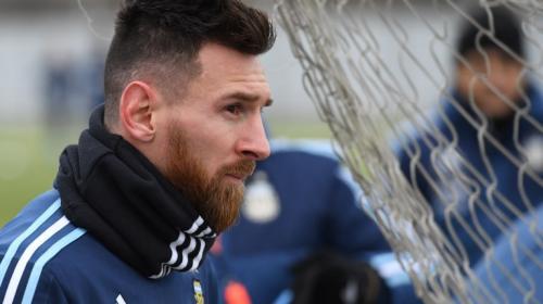 La promesa de Messi si Argentina gana el Mundial
