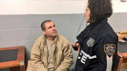 "Juez autoriza examen a ""El Chapo"" por presunto deterioro mental"