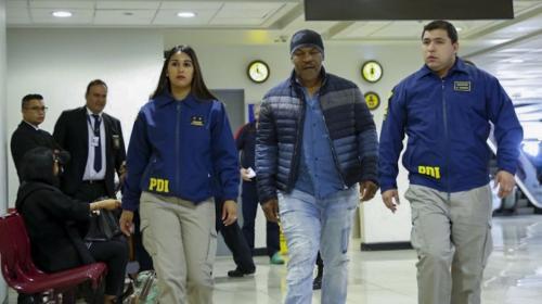 Detienen a Mike Tyson y lo deportan desde el aeropuerto de Chile