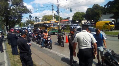 Operación Relámpago: PNC busca a motoladrones en nueve zonas