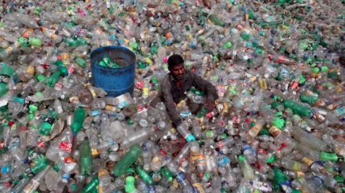El plástico es considerado como la nueva plaga del siglo 21