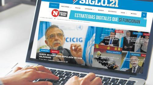 Así compró La Línea el periódico Siglo 21