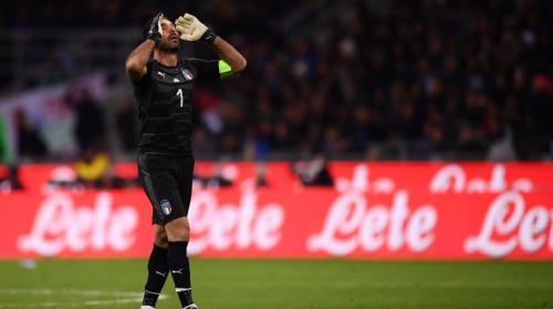 Italia llora la eliminación en repechaje del Mundial Rusia 2018