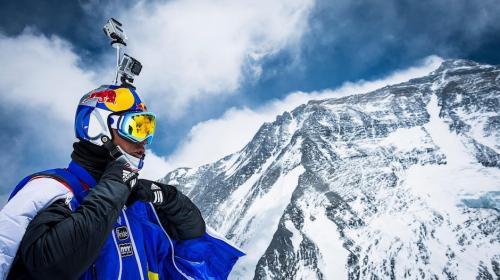 Deportista extremo muere tras lanzarse de una montaña en el Himalaya