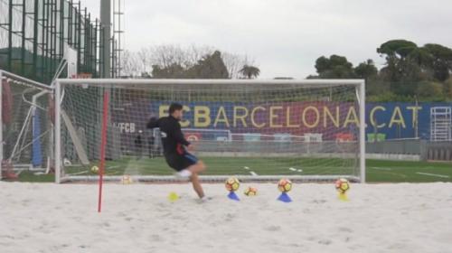 Así alista su regreso Luis Suárez en Barcelona