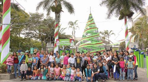 Familias podrán disfrutar del Festival Navideño Paseo de la Sexta