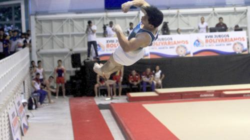 Jorge Vega gana oro para Guatemala en los Juegos Bolivarianos