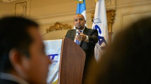 Cuerpo diplomático no colabora con la SAT, según Solórzano Foppa