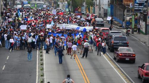 #PilasPues: una manifestación complicará el tráfico este jueves