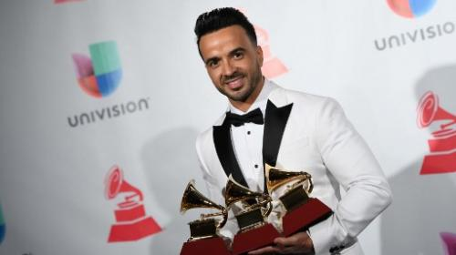 """Despacito"" arrasó en los Latin Grammy 2017"