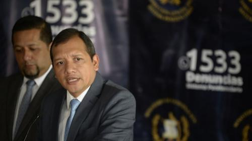 Rivas responsabiliza a telefonías de no bloquear señales en prisiones