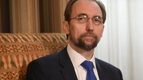 Alto Comisionado de ONU dialoga con diferentes actores de Guatemala