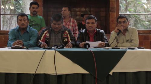 San Mateo Ixtatán llama al diálogo para terminar conflicto en el área