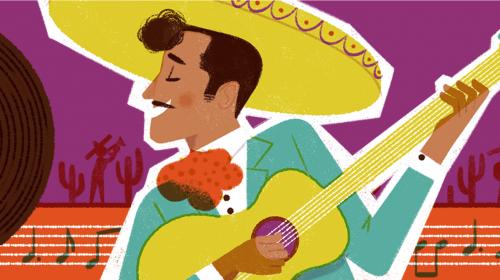 Google rinde homenaje a Pedro Infante, hoy cumpliría 100 años