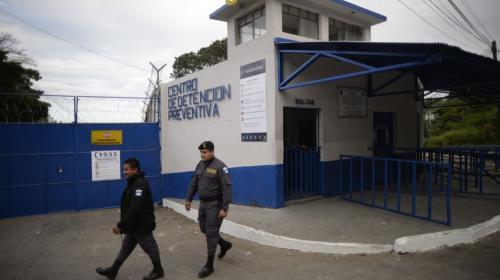 Presidios requisa cárceles ocupadas por pandilleros