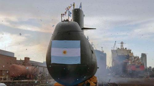 Siete intentos de comunicación podrían ayudar a buscar submarino
