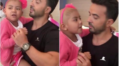 """Fallece la niña que bailó """"Despacito"""" con Luis Fonsi"""