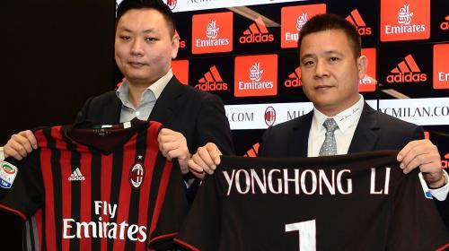 Escándalo en el AC Milan: su propietario podría ser un impostor