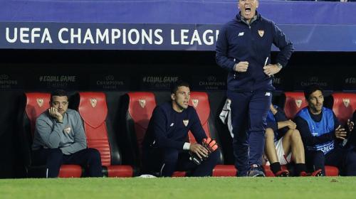 Berizzo, el entrenador del Sevilla, padece cáncer de próstata