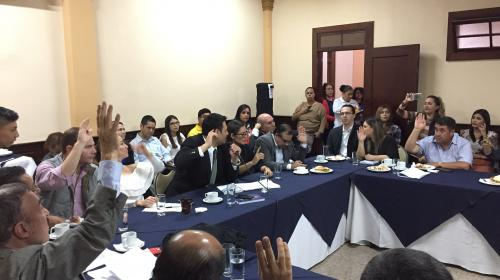 Concluye análisis de reforma electoral con cambios a última hora