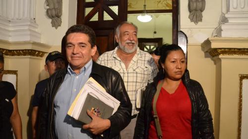 Joviel exige aumento argumentando ley de hace 50 años