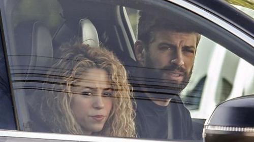 Shakira y Piqué pelean en pleno restaurante en Barcelona