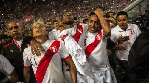 Peligra clasificación de Perú a Rusia 2018 por intervención política