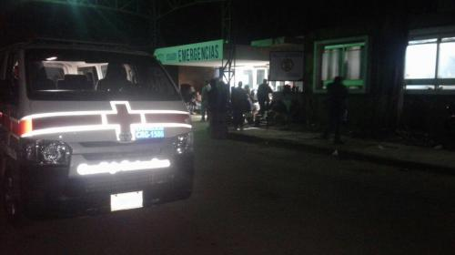 Bombero muere en incendio en la Terminal de Minerva en Quetzaltenango