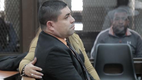 Ligan a proceso penal a 17 implicados en la muerte de Byron Lima