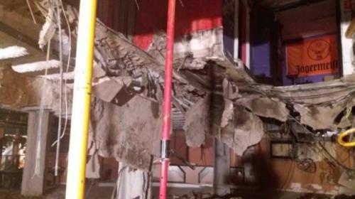 Se derrumba el piso de una discoteca en España y deja a 40 heridos
