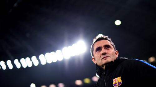 Ernesto Valverde da lección de humildad tras polémica por gol fantasma