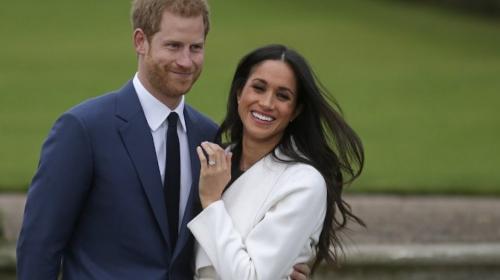 Ella es Meghan, la sensual actriz que se casará con el príncipe Harry